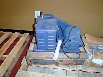 Welch Vacuum Pump Duoseal 1405b-01 T