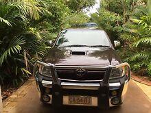 2006 Toyota Hilux Ute Wanguri Darwin City Preview