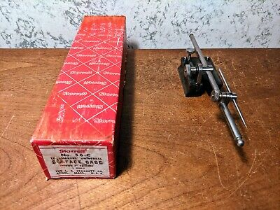 Starrett Surface Gage No 56b W Box