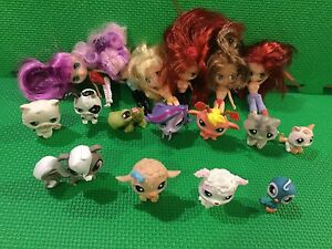 Huge lot Littlest Pet Shop