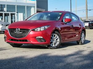 2014 MAZDA3 GS CONVENIENCE PACKAGE SOUL RED MICA