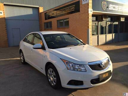 2012 Holden Cruze CD AUTO FULL SERVICE HISTORY GOOD CONDITION Hindmarsh Charles Sturt Area Preview