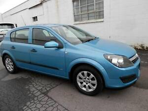 2005 Holden Astra CD Automatic 5 Door  Hatchback Blair Athol Port Adelaide Area Preview