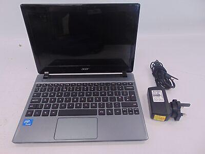 """ACER TouchScreen Chromebook Laptop C710 11.6"""" 2GB RAM 16GB SSD Q1VZC - N39"""