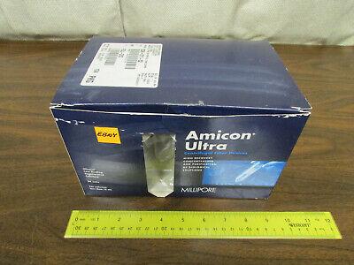 18 Pieces - Millipore Amicon Ultra-15 Centrifugal Filter Kit 10000 Mwco New