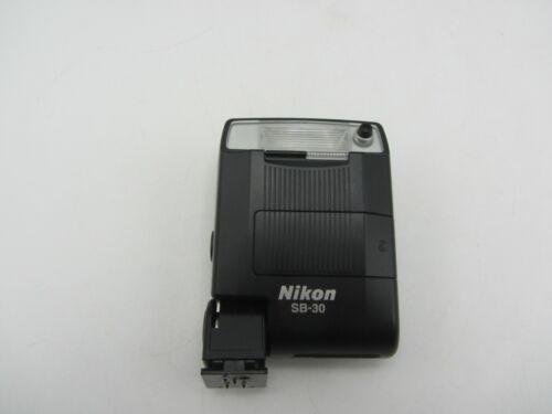 Nikon Speedlight SB-30 Electronic Flash Unit - Tested Working