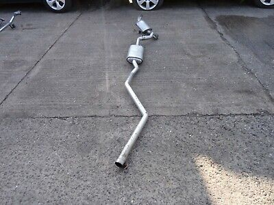 BMW 1 Series E87 2004 - 2011 Exhaust System Assembly 7791919 7791927