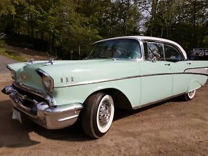 Belair 1957 Chevrolet all original numbers matching