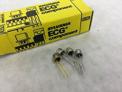 Ecg 466 Transistor New Lot Of 4