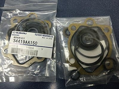 - OEM Subaru Power Steering Pump ReSeal Seal Kit for 1993-99 Outback Legacy NEW