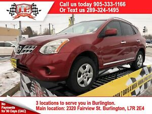 2012 Nissan Rogue SV, Automatic, Power Group, AWD