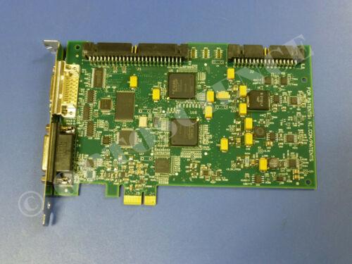 National Instruments PCIe-1427 NI IMAQ Video Framegrabber Card, Camera Link
