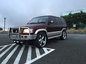 2001 Holden jackaroo V6 Manual Lowered 22's 6 months Rego Bilambil Heights Tweed Heads Area Preview