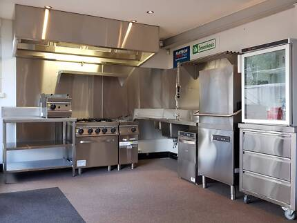 Commercial Kitchens Range Hoods Catering Equipment