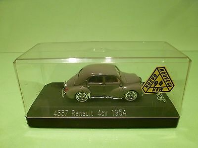SOLIDO 4537 RENAULT 4CV 1954 1:43 EXCELLENT IN BOX