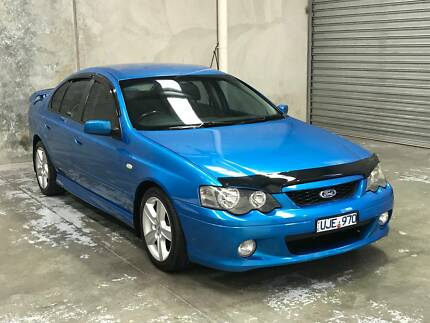2003 Ford Falcon XR6 Dual Fuel RWC Rego South Morang Whittlesea Area Preview