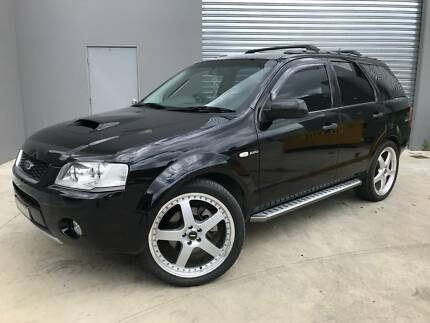 2007 Ford Territory Turbo AWD 7 seats 22 inch Simmons Bayswater North Maroondah Area Preview