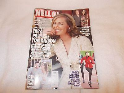 Hello! Magazine Issue 1469 February 20th 2017 Tara Palmer Tomkinson Death Tribut