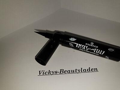 Essence KIsses from Italy Wings on fleck Eyeliner Pen 01 Eye Believe eye can fly