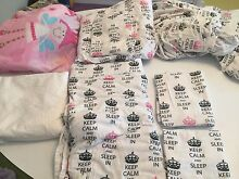King single bed sheets sets x 2 sets plus extra Cleveland Redland Area Preview