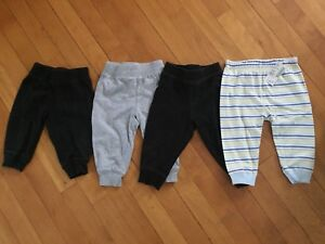 George 6-12 month and Children's Place 6-9 month pants
