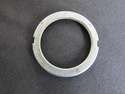 Campagnolo SR NR BB lock ring 4.0mm wide made from 6-4 titanium Italian 36x24F