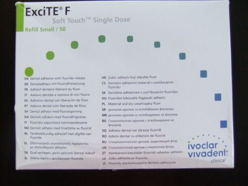 ExciTE F Refill Unit Dose 0.1 Gm 50/Pk