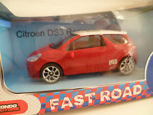 citroen ds3 racing rouge toit blanc neuf ebay. Black Bedroom Furniture Sets. Home Design Ideas