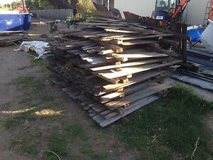 Used hardwood fence palling Goulburn Goulburn City Preview