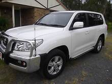 RARE - 2013 Toyota LandCruiser Wagon Special Edition Altitude Kingscliff Tweed Heads Area Preview