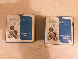 Universal joints holden 6cl & v8 vc vb vh vk vl and all ford $50 Burton Salisbury Area Preview