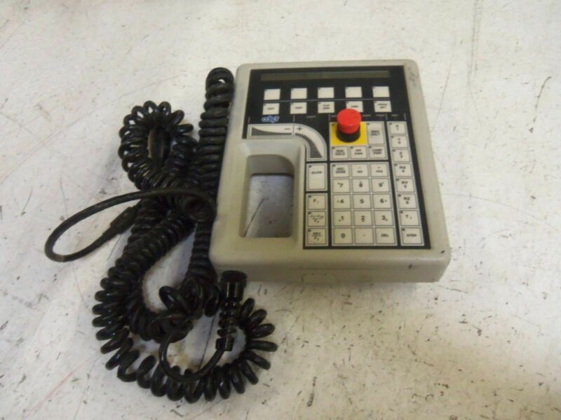 ADEPT TECHNOLOGY 10332-21000 PROGRAMMER FOR MANUAL CONTROL *USED*