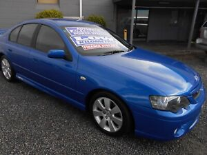 2006 FORD Falcon XR6 Klemzig Port Adelaide Area Preview