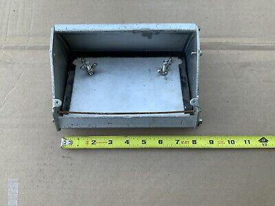 8 Drywall Flat Mud Box Applicator Tapeworm