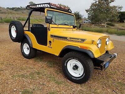 1975 Jeep CJ renegade jeep cj5 renagade