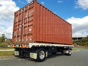 Shipping Containers  - Wholesale Prices! - Used and New! Adelaide Gawler Gawler Area Preview