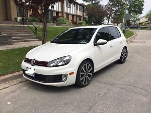 VW GTI 2012 Top of the line