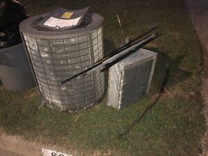 Scrap AC unit @ 86 Bosworth Cres Kitchener