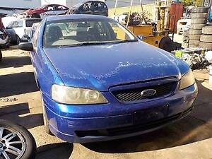 WRECKING / DISMANTLING 2003 FORD BA FALCON LPG ONLY AUTOMATIC North St Marys Penrith Area Preview