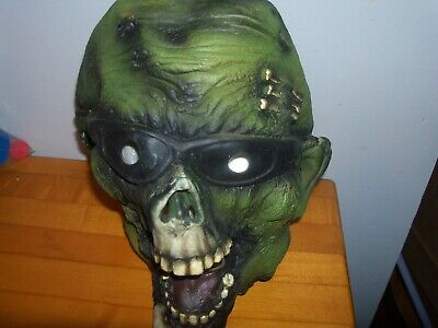 ZOMBIE  Rubber MASK  1997 The Paper Magic Group -HALLOWEEN
