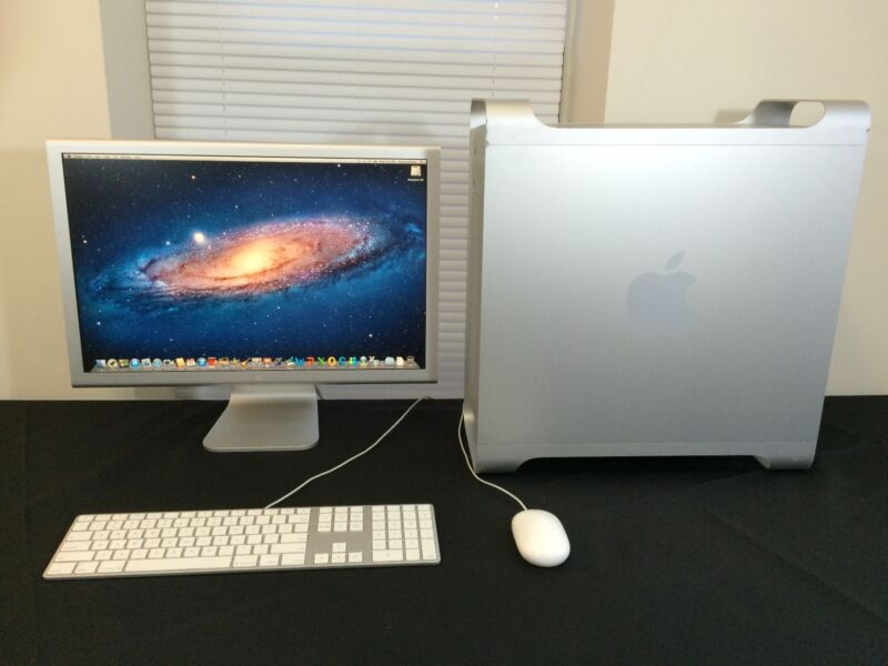 UPGRADED EIGHT CORE Apple Mac Pro 32GB RAM + 1TB HD + (2x2.66 GHz Intel Xeon)