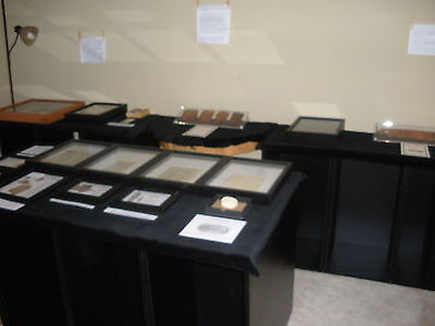 Part of The Bible and Divine Name Museum Displays
