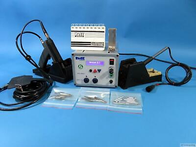 Pace Mbt 301 Soldering Station W Handpieces Stand Extras Free Shipping