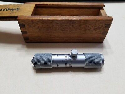 133-224 Mitutoyo Tubular Inside Micrometer 3-4 6002