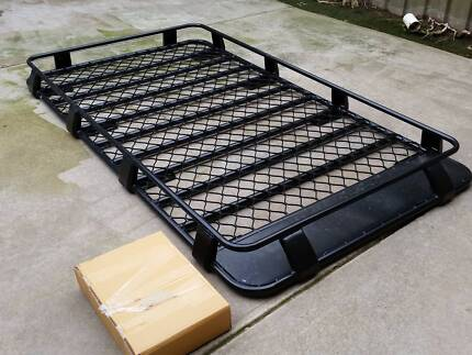 Roof rack Off road cage style ALUMINIUM FULL LENGTH220CMx125CM Glenelg East Holdfast Bay Preview