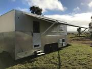 Industrial Caravan Clermont Isaac Area Preview