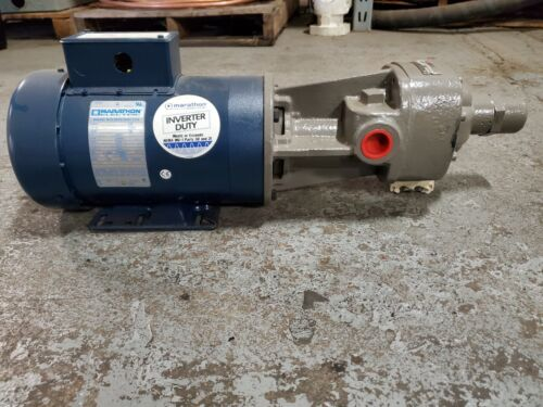 FlowServe Rotary Gear Pump