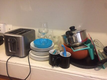 Kitchen appliance and more