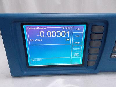 Fluke Ge Ruska Druck Dpi 515 Dual Range Pressure Calibrator Standard Tested
