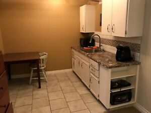 Furnished One Bed Suite Avail June 7th